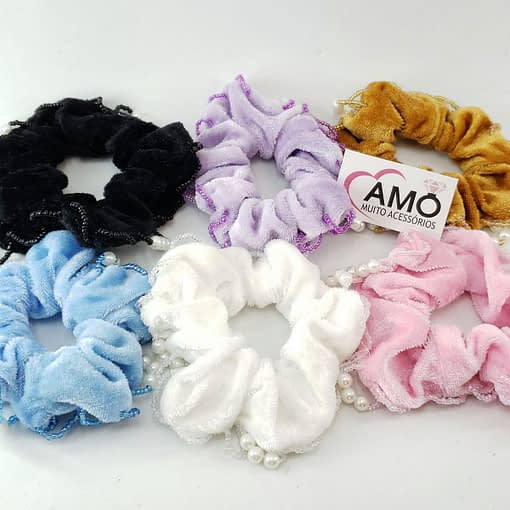 Kit scrunchie